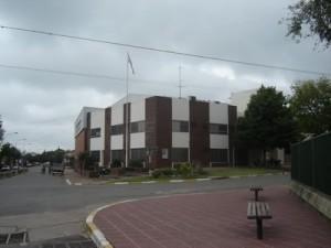 Edificio Municipal Libertador San Martín Entre Ríos Argentina