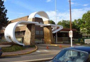 Portico de la Universidad Adventista